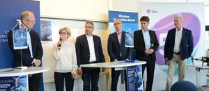 5G R&D gets dedicated space at Swedish uni