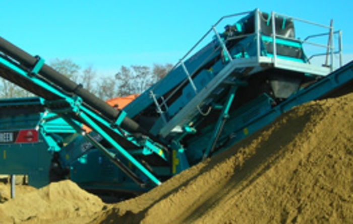 Powerscreen appoints new dealer in Russia