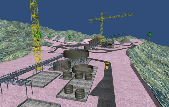 WorleyParsons applies virtual reality to mine design