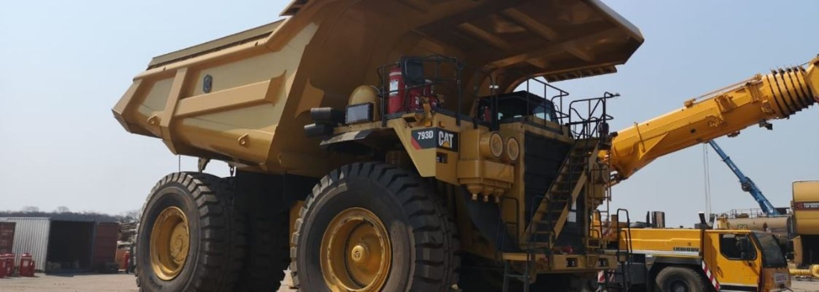 Magna tyres selected for African coal mine