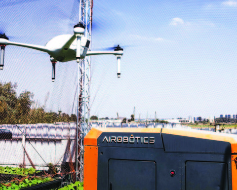 Airobotics gets CASA approval for unmanned drones