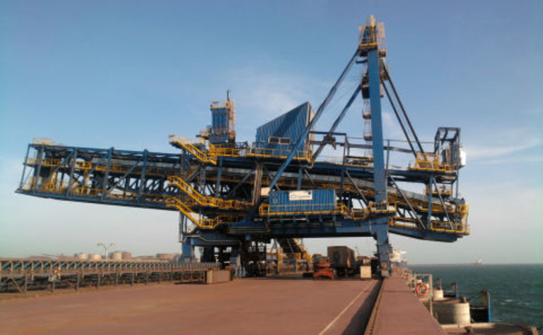 Tenova TAKRAF contracts from Mauritania