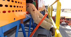 Safe confined-space entry