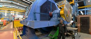 Mill motor rehabilitated for New Zealand mine