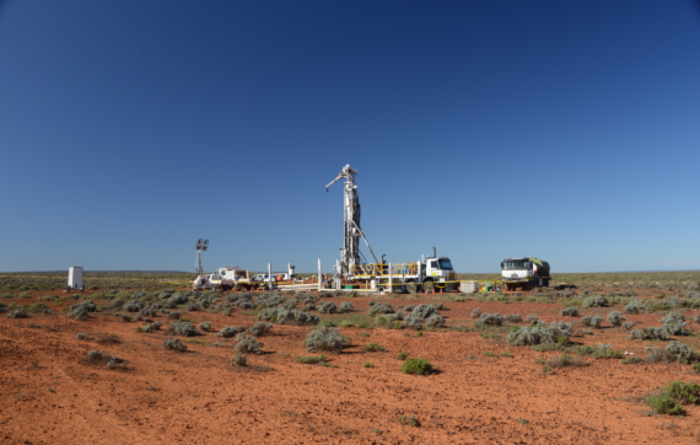 Exploration technologies trialled in Australia