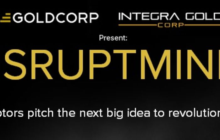 #DisruptMining winners announced