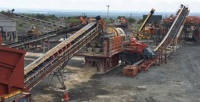 Frontier introduces SLR mining to Sedibeng, Star
