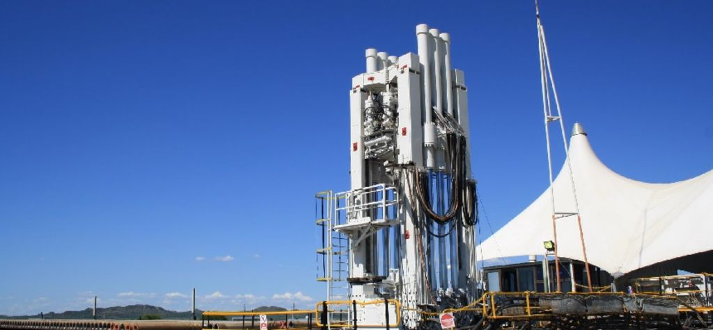 Master Drilling claims gains in shaft boring system