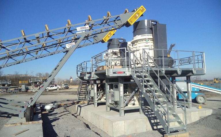 Terex releases new modular cone plant