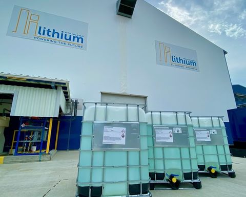 Standard Lithium ships first product from demonstration plant