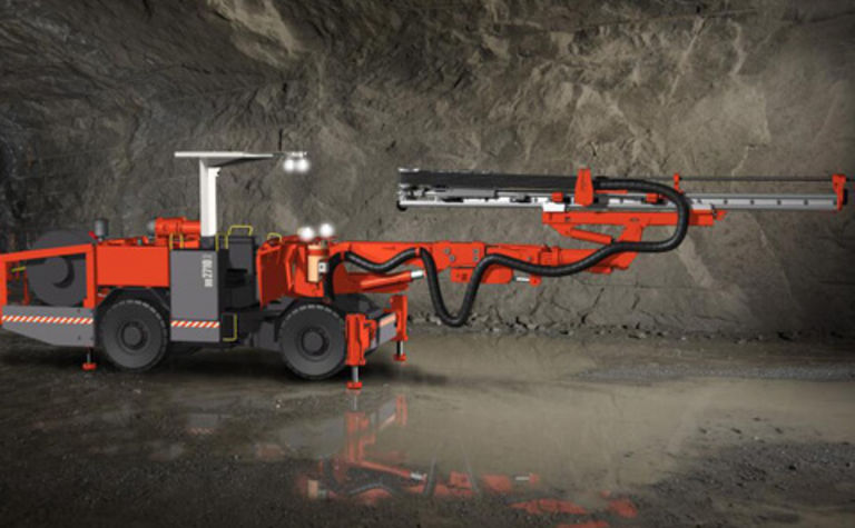 Sandvik offers DD2710 in China