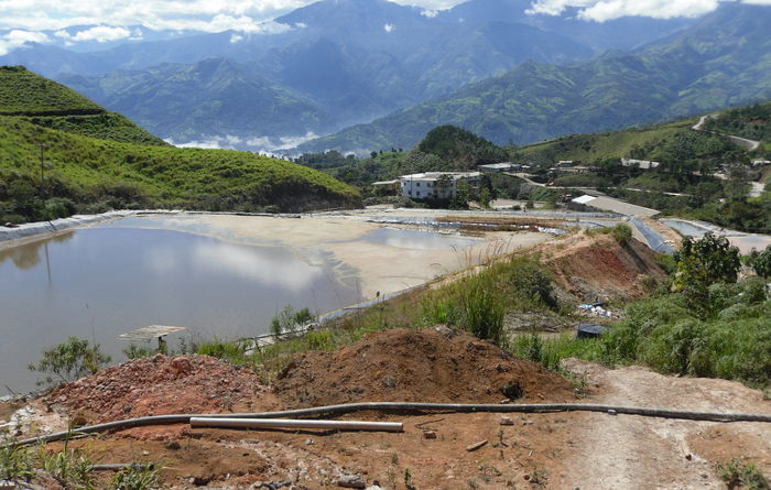 BacTech to sample arsenopyrite from two Ecuador mines