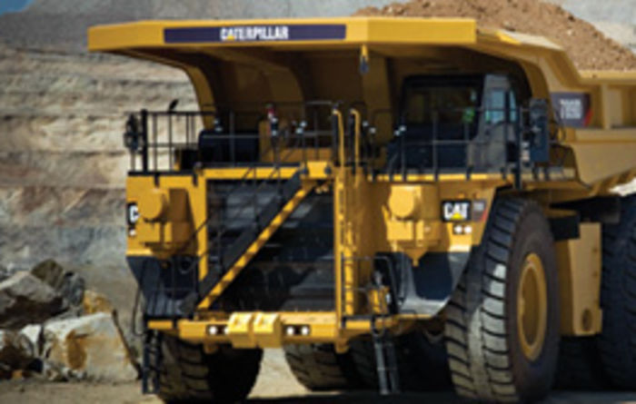 Cat launches 789D truck