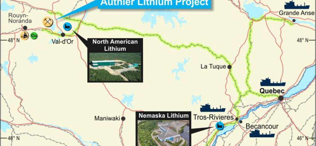 Novonix to test Sayona lithium for EV potential