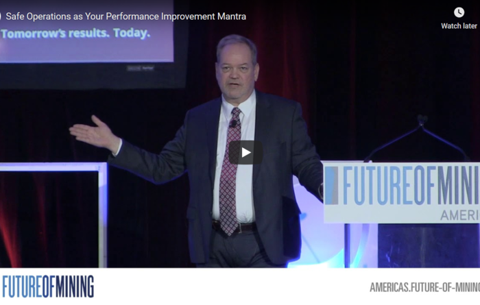 Future of Mining Americas 2019 video: Proudfoot