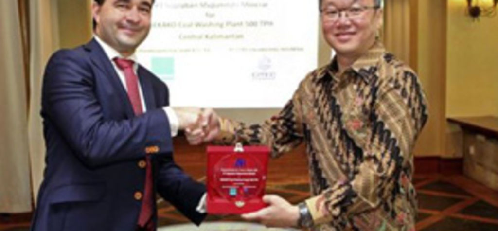 Allmineral makes deal for Indonesia plant
