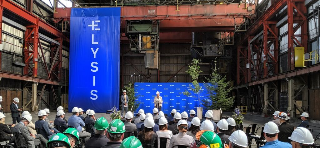 Construction begins on ELYSIS R&D centre
