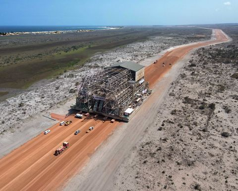 Kenmare starts processing at Pilivili in Mozambique