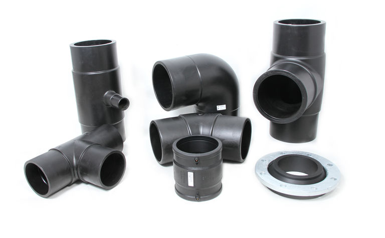 Gold mine plant gets pipe fittings