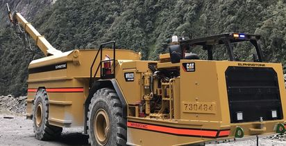 RCT adds remote control to custom-built water truck