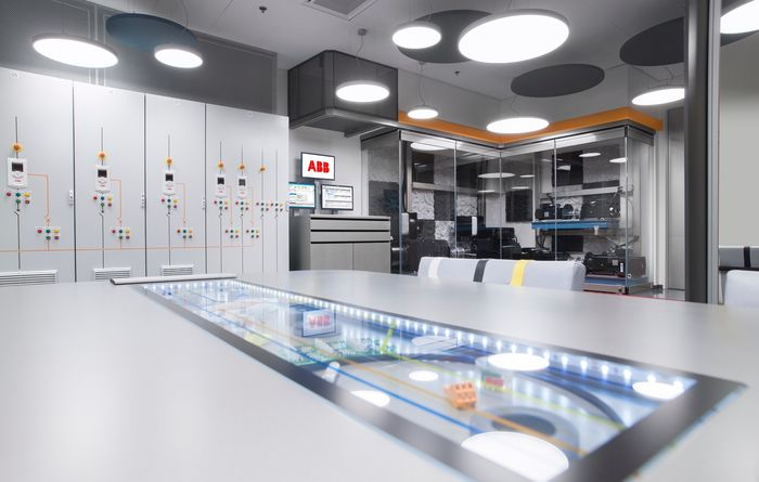 ABB opens customer drives test lab