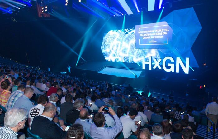 HxGN LIVE kicks off in Las Vegas