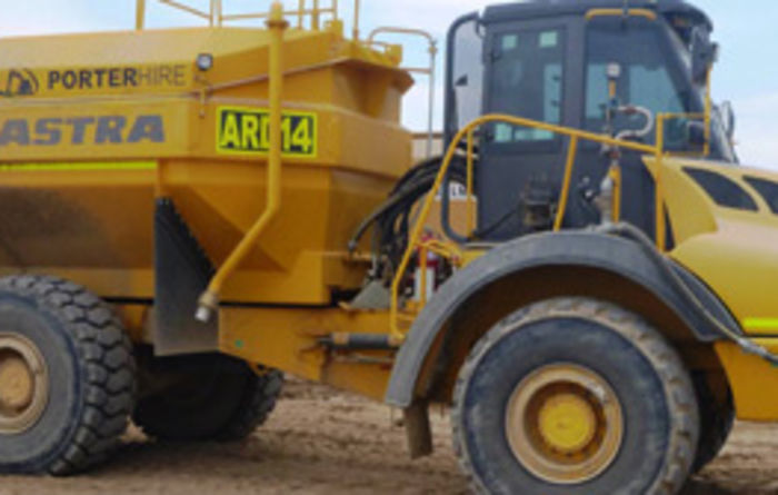 Porter Hire expands to Australia