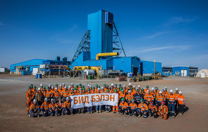 The right management tools for Oyu Tolgoi