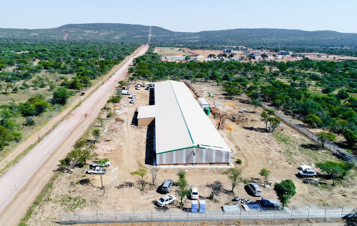 Training centre opens at Nokeng