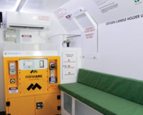 MineARC releases next-generation refuge chambers