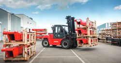 Manitou introduces MI industrial forklift trucks