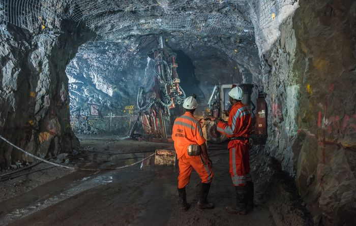 Randgold heads down underground auto-path