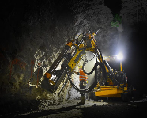 Minnovare launches Production Optimiser system for underground drill and blast