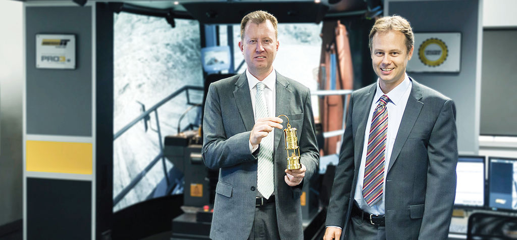 Mining Magazine 2014 Awards gallery