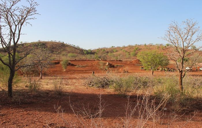 Roxgold breaks ground at Yaramoko