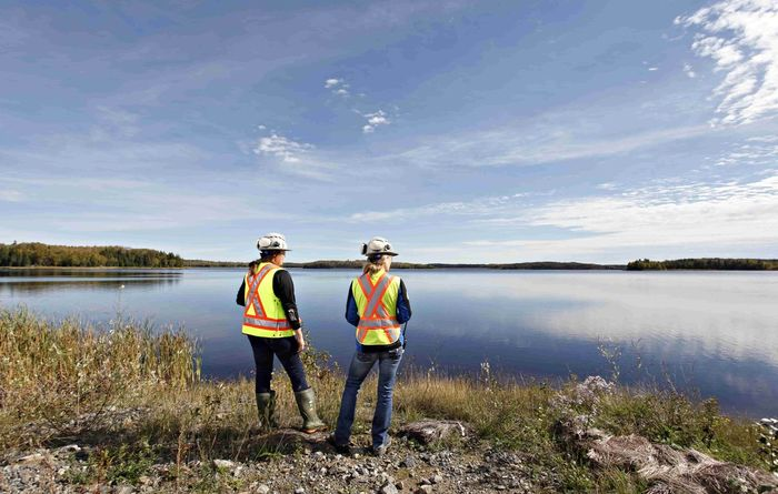 Goldcorp moving Towards Zero Water