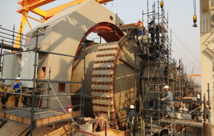 M&C installs stator coil connections in Zambia
