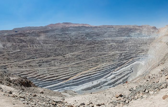 Epiroc wins Codelco contract
