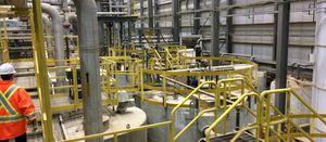 North American Lithium chooses Veolia tech
