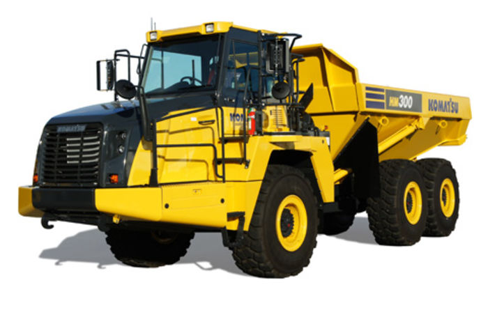 Komatsu product launches at CONEXPO