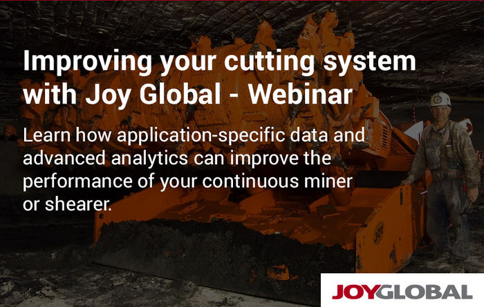 Improving your cutting system with Komatsu - Webinar