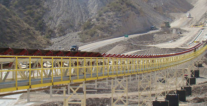 Cementation buys Wood's conveyor systems business