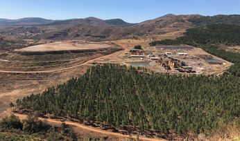 Theta selects Digmin for trial mining