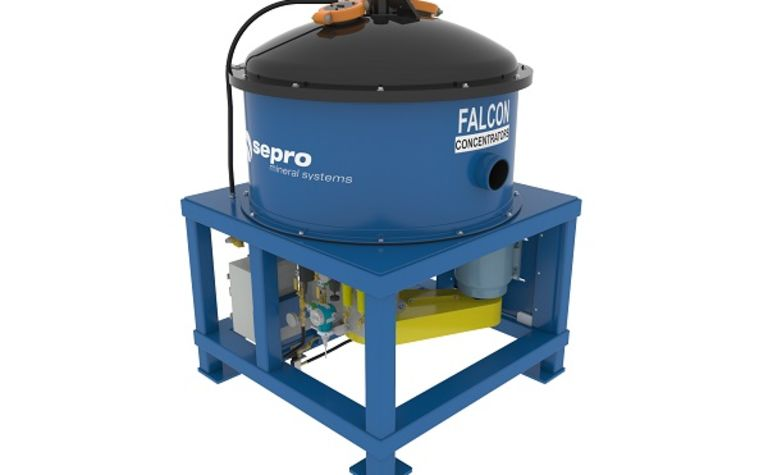Sepro to supply Falcon C1000s to Cancha 35