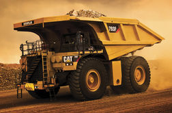 Caterpillar produces 5,000th 793 truck
