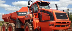 New developments in Doosan ADT range