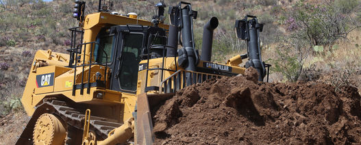 40,000th Cat large dozer goes to Teck