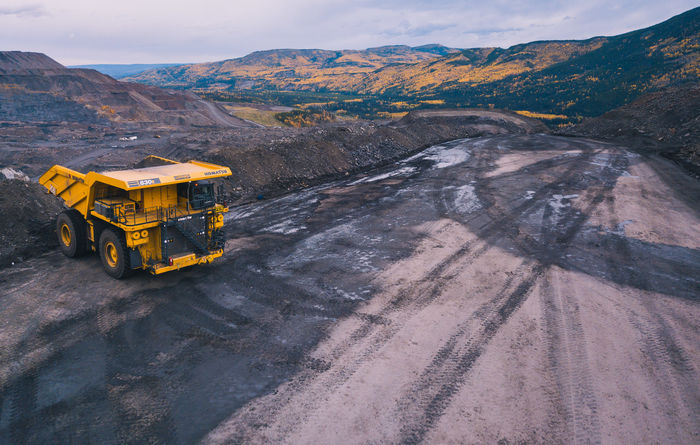Electric truck fleet for Conuma's Wolverine mine
