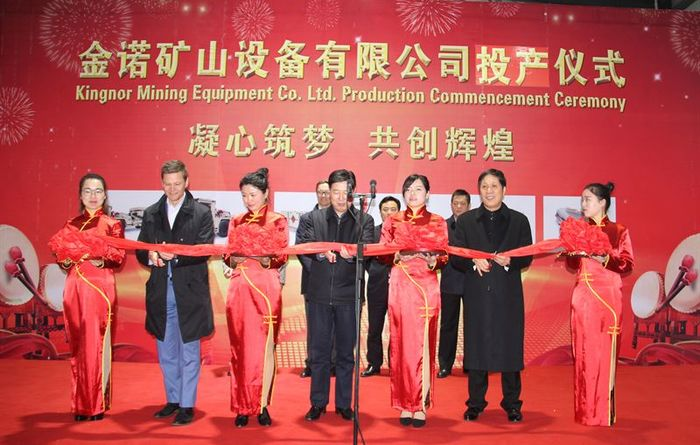 Kingnor opens China factory