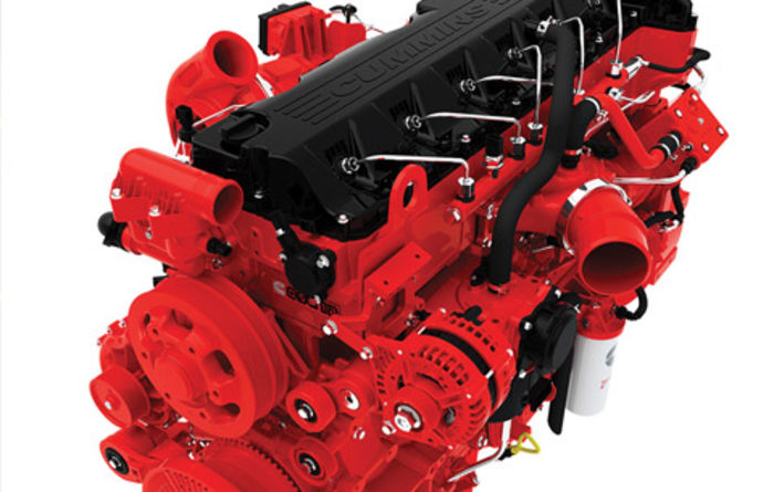 Cummins launches lightweight heavy-duty G Series engine